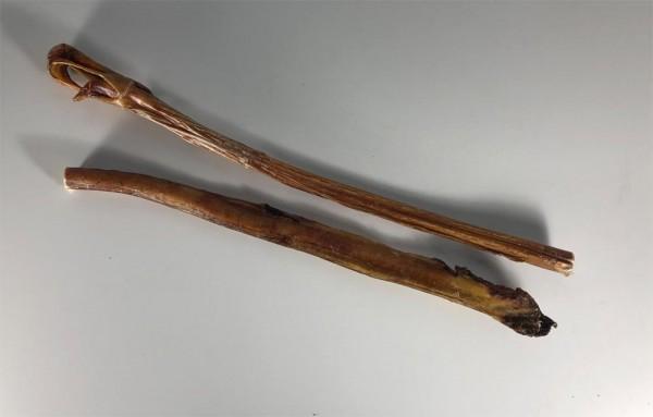 TierFit Ochsenziemer XXL, ca.100cm lang mit Fleischknubbel