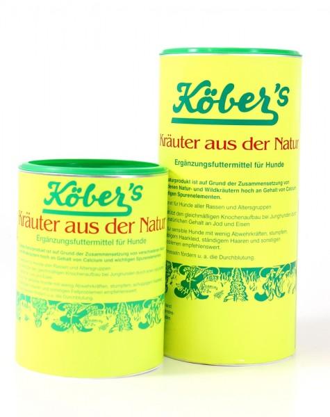 Köbers Kräuter aus der Natur
