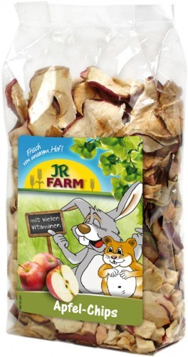 JR Farm Apfel Chips 80g