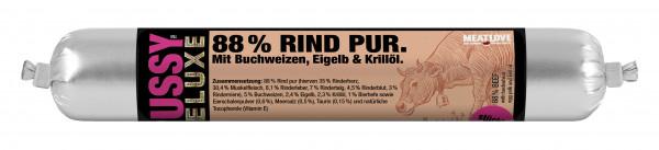 Fleischeslust Pussy Deluxe Rind pur mit Buchweizen 100g