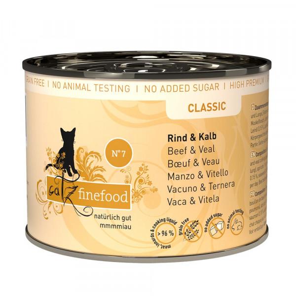 Catz Finefood No. 7 Rind & Kalb