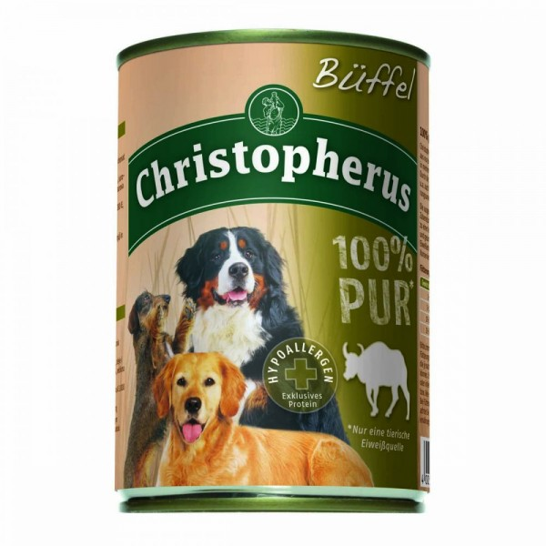 Christopherus Büffel Pur