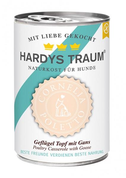 Hardys Traum Cornelia Poletto Edition Geflügeltopf mit Gans 400g Dose