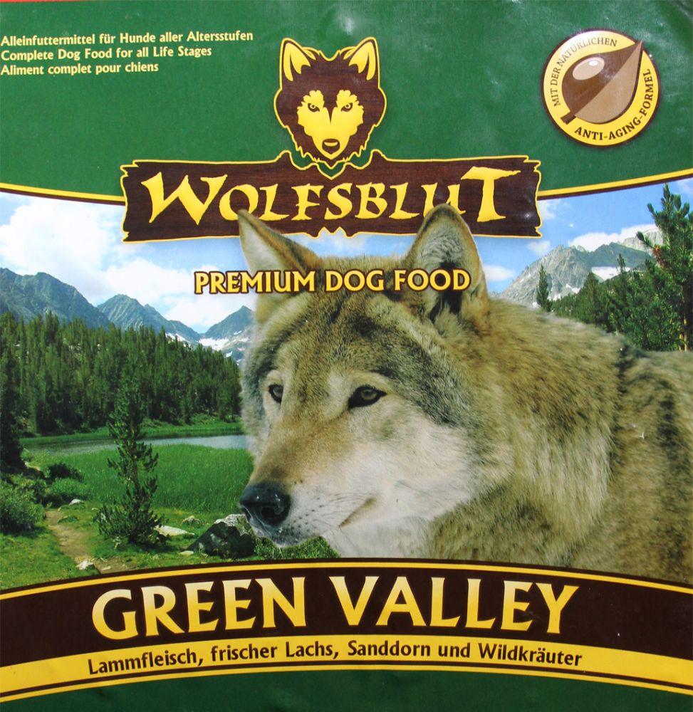 wolfsblut green valley mit lammfleisch g nstig online bestellen futtershop24 hundefutter und. Black Bedroom Furniture Sets. Home Design Ideas
