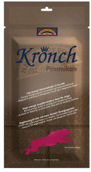 Henne Pet Food Kronch Pemmikan 400g