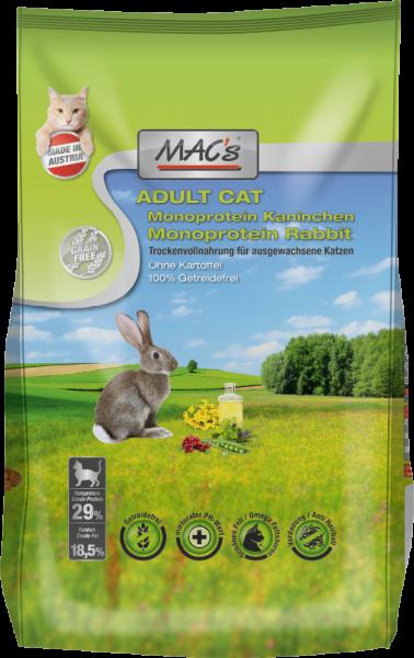 Macs Cat Kaninchen Monoprotein Adult 300g