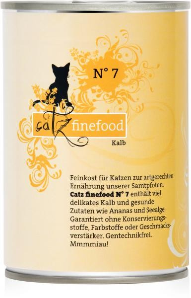 Catz Finefood No. 7 Kalb