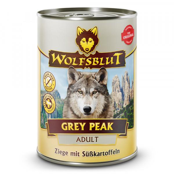 Wolfsblut Nassfutter Grey Peak 395g