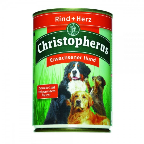 Christopherus Rind & Herz Adult