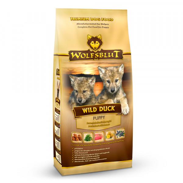Wolfsblut Wild Duck Puppy Welpenfutter