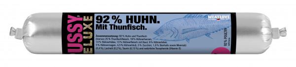 Fleischeslust Pussy Deluxe Huhn mit Thunfisch 100g