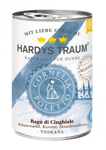 Hardys Traum Cornelia Poletto Edition Schwarzwild mit Karotte und Staudensellerie 400g