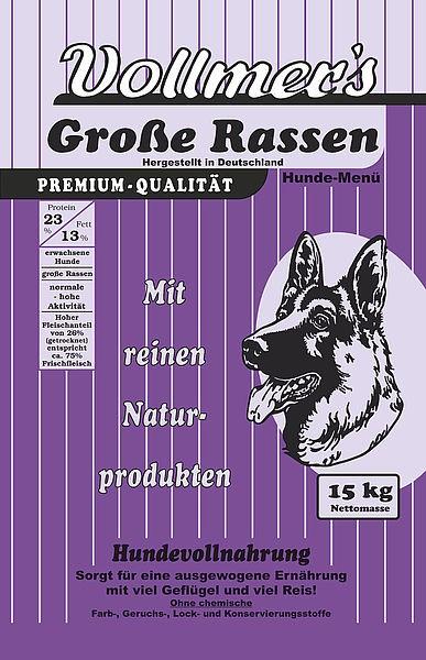 Vollmers Große Rassen 15kg