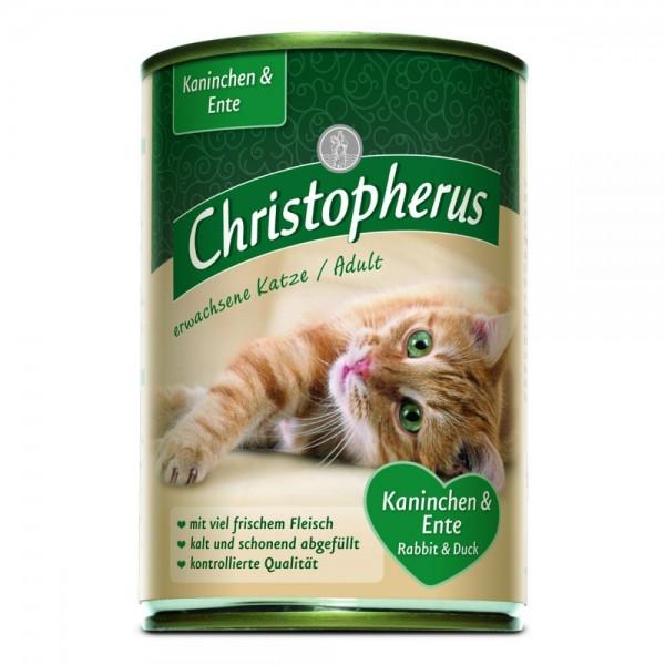 Christopherus Adult Kaninchen & Ente