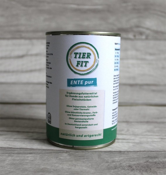 TierFit Ente pur
