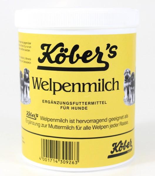 Köbers Welpenmilch