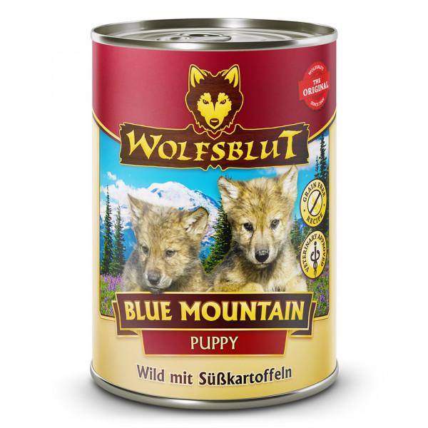 Wolfsblut Nassfutter Blue Mountain Puppy 395g