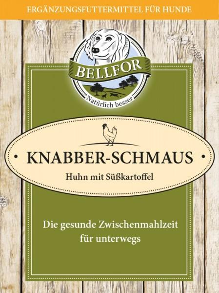Bellfor Knabber-Schmaus Huhn mit Süßkartoffel 100g