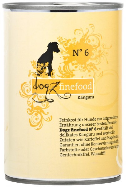 Dogz finefood No. 6 Känguru