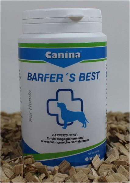 Canina Barfers Best