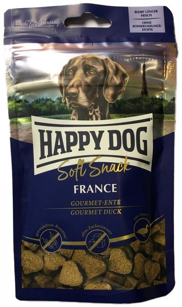 Happy Dog Snack Soft France 100g