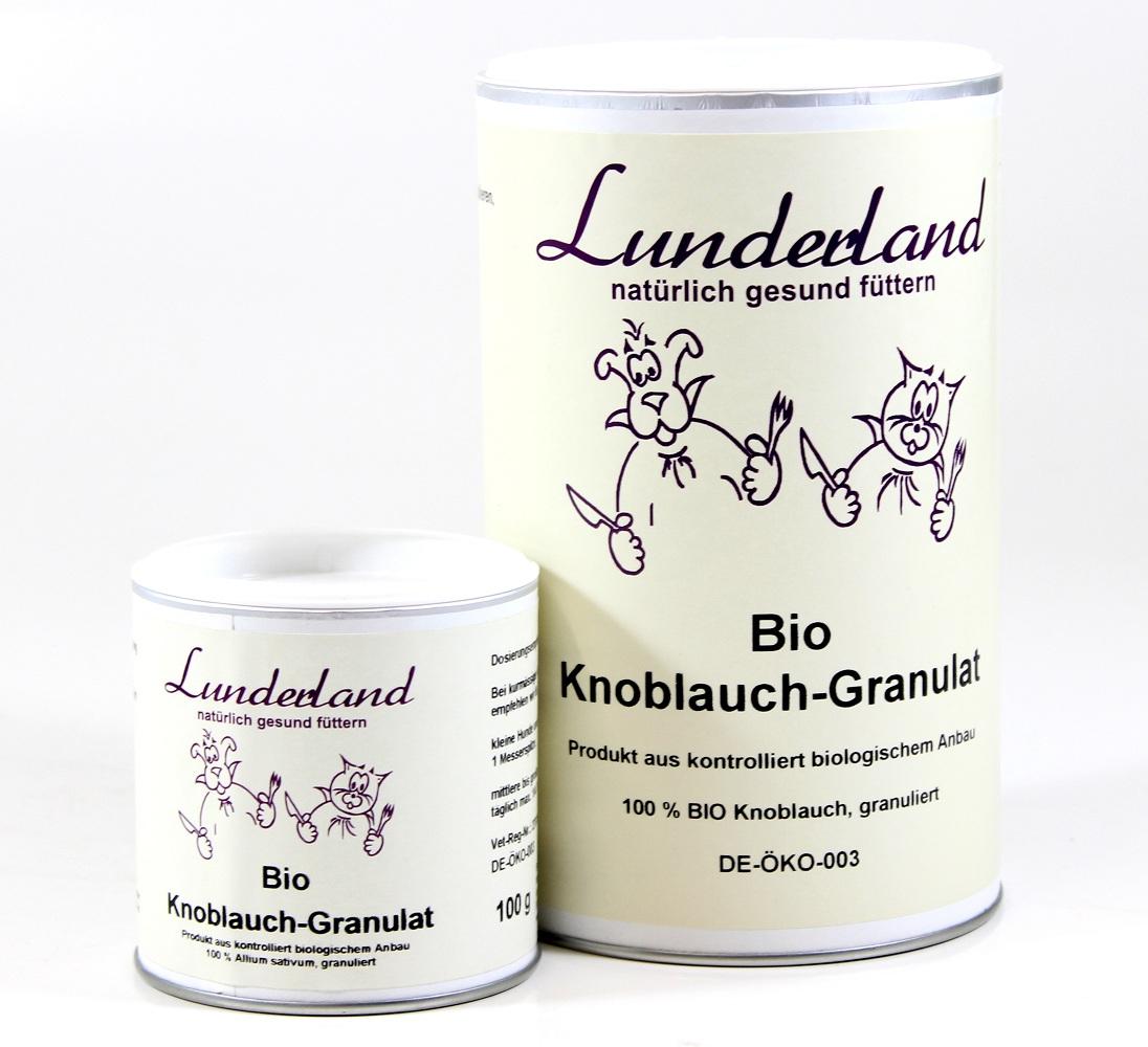lunderland knoblauchgranulat futtershop24 hundefutter. Black Bedroom Furniture Sets. Home Design Ideas