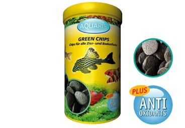 Aquaris Green Chips 250ml
