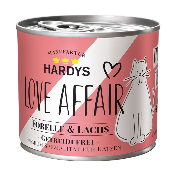 Hardys Traum Love Affair Forelle & Lachs