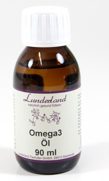 Lunderland Omega3 Öl