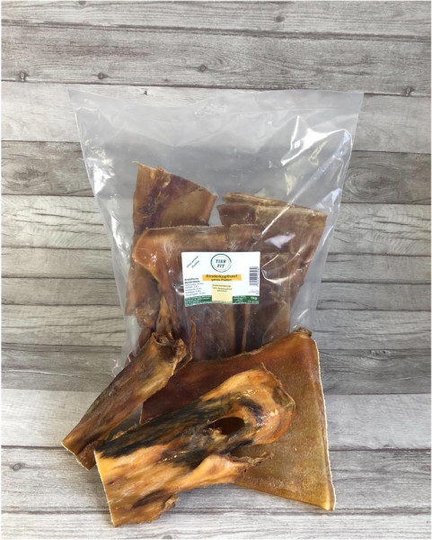 TierFit Rinderkopfhautplatten 1kg