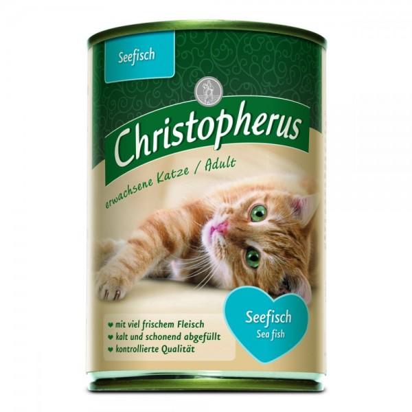 Christopherus Adult Seefisch