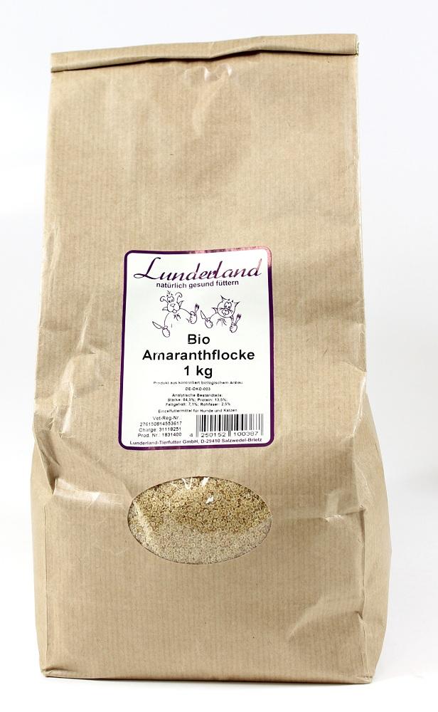 lunderland bio amaranth flocken futtershop24 hundefutter. Black Bedroom Furniture Sets. Home Design Ideas