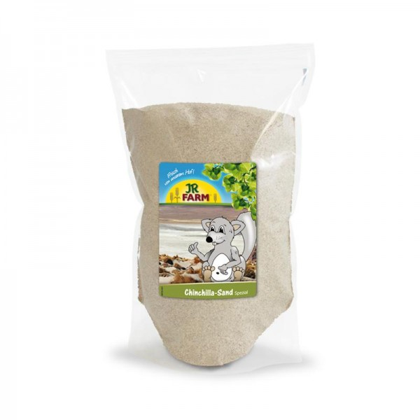 JR Farm Chinchila Sand 1kg