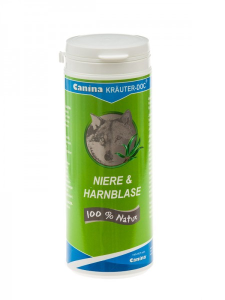 Canina Dog Kräuter Doc Niere & Harnblase 150g