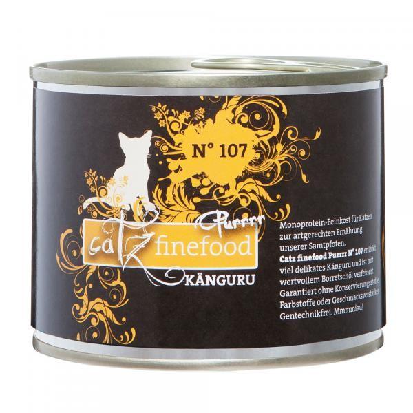Catz Finefood Purr No. 107 Känguru