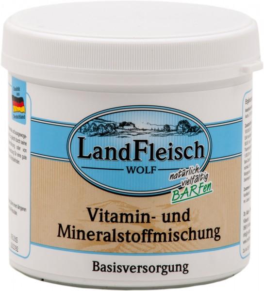 Landfleisch Wolf Vitamin,-Mineralmischung 250g