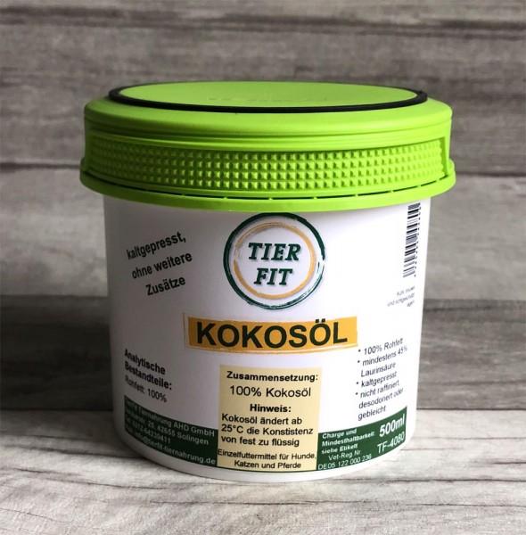 TierFit Kokosöl 500ml