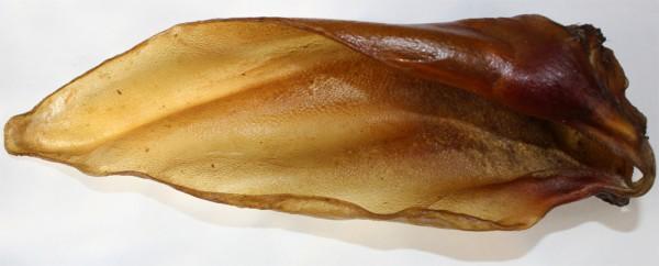 Rinderohr mit Ohrmuschel 1 Stück (60g)