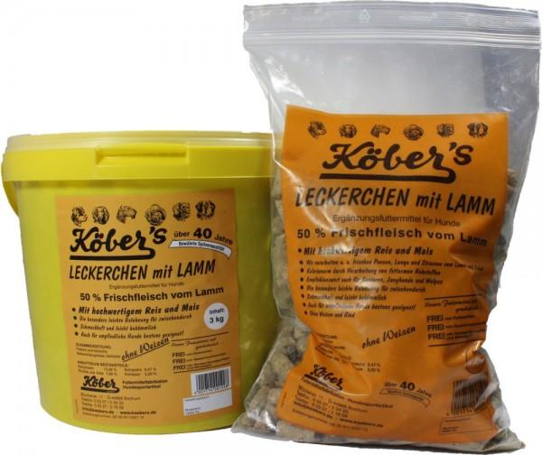 Köbers Leckerchen mit Lamm