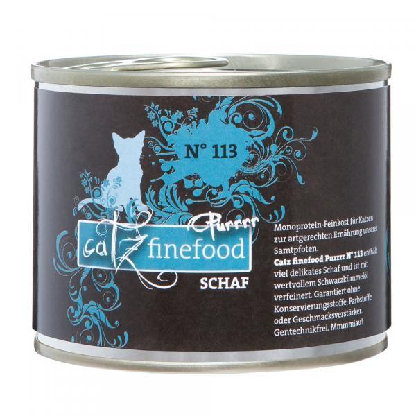 Catz Finefood Purr No. 113 Schaf