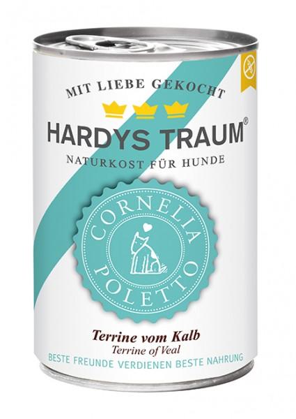 Hardys Traum Cornelia Poletto Edition Terrine vom Kalb 400g Dose