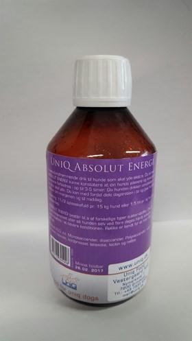 Uniq Absolut Energy 200ml