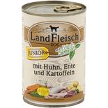 Landfleisch Junior Huhn und Ente mit Kartoffeln