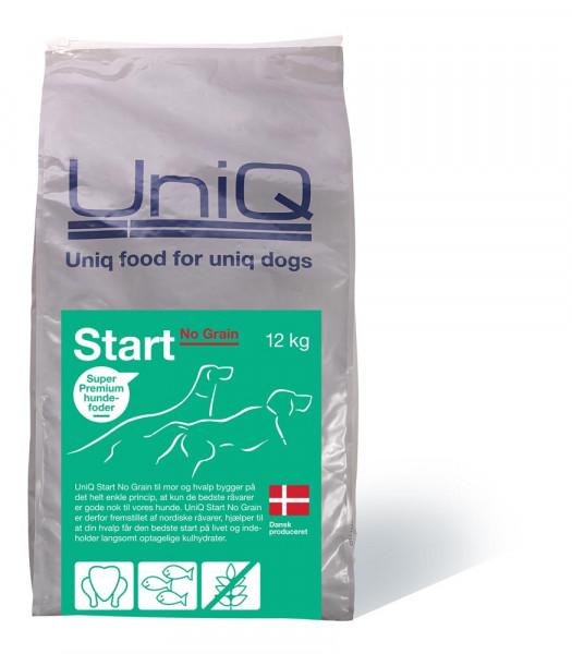UniQ Start No Grain 12kg