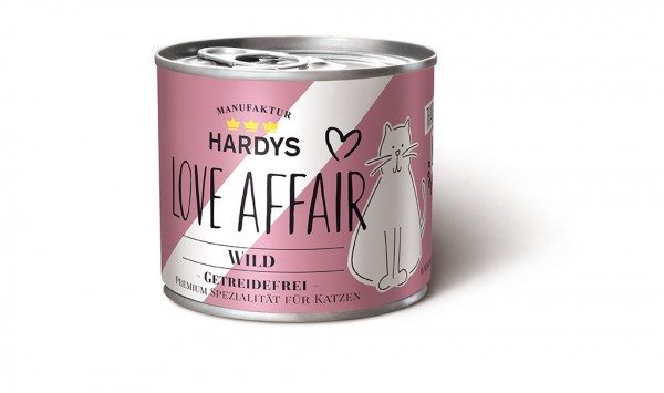 Hardys Traum Love Affair Wild
