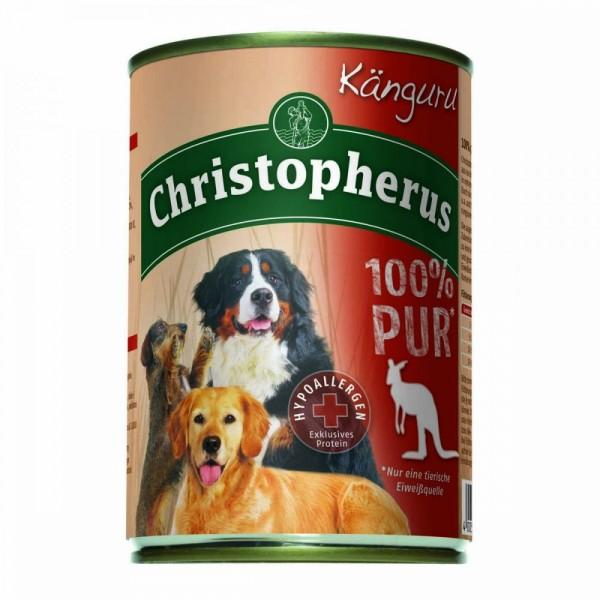 Christopherus Känguru Pur