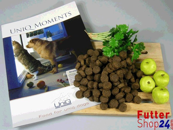 UniQ Basic Trockenfutter Testpaket
