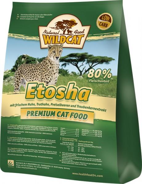 Wildcat Etosha mit Huhn und Truthahn 3kg