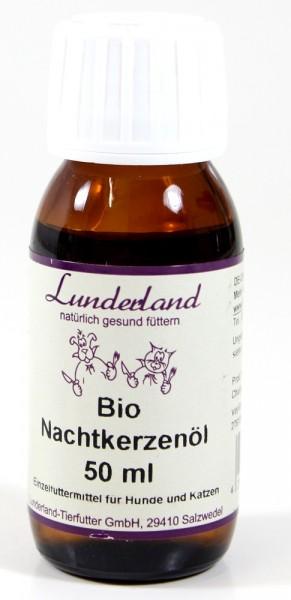 Lunderland Bio Nachtkerzenöl 90ml