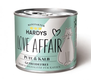 Hardys Traum Love Affair Kalb & Pute